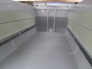 High Slip Truck Deck Liner